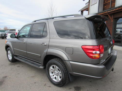 2004 Toyota Sequoia Limited Bozeman USed Cars (16)