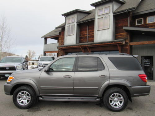 2004 Toyota Sequoia Limited Bozeman USed Cars (17)