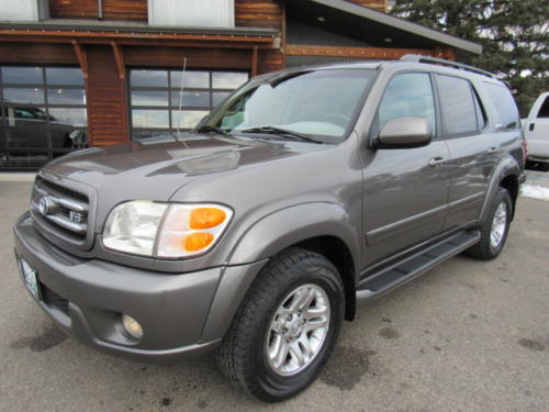 2004 Toyota Sequoia Limited Bozeman USed Cars (18)