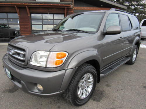 2004 Toyota Sequoia Limited Bozeman USed Cars (20)