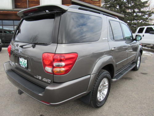 2004 Toyota Sequoia Limited Bozeman USed Cars (22)
