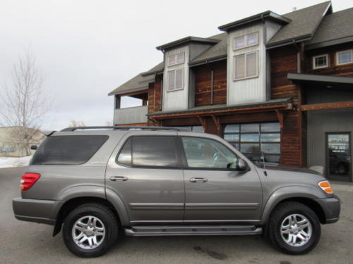 2004 Toyota Sequoia Limited Bozeman USed Cars (23)