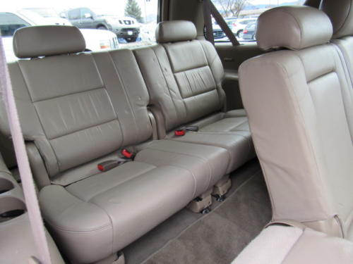 2004 Toyota Sequoia Limited Bozeman USed Cars (5)