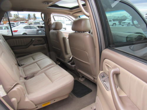 2004 Toyota Sequoia Limited Bozeman USed Cars (7)