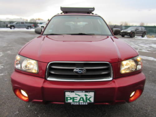 2005 Subaru Forester 2.5 Bozeman Used Cars (1)