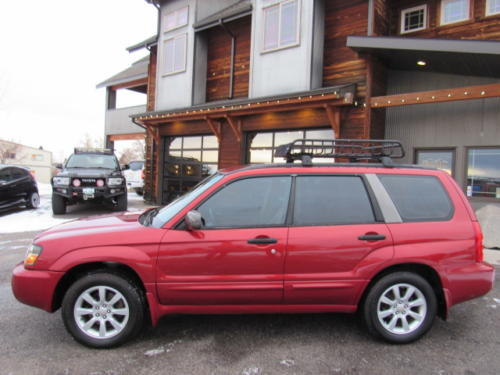 2005 Subaru Forester 2.5 Bozeman Used Cars (12)