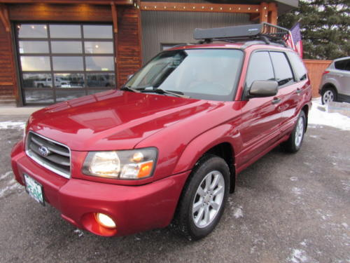 2005 Subaru Forester 2.5 Bozeman Used Cars (13)