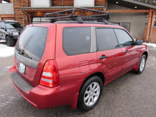 2005 Subaru Forester 2.5 Bozeman Used Cars (15)