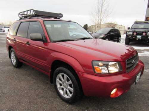 2005 Subaru Forester 2.5 Bozeman Used Cars (17)