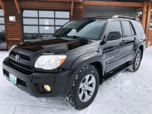 2006 Toyota 4Runner Limited (9)