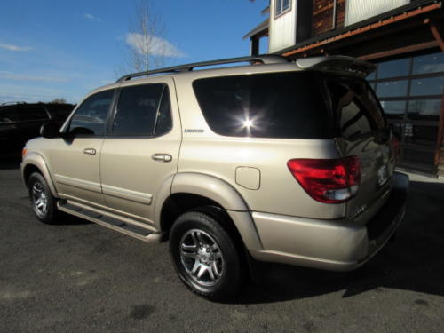 2006 Toyota Sequoia Limited (21)