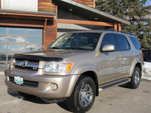 2006 Toyota Sequoia Limited (23)