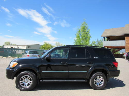 2006 Toyota Sequoia Limited (4)