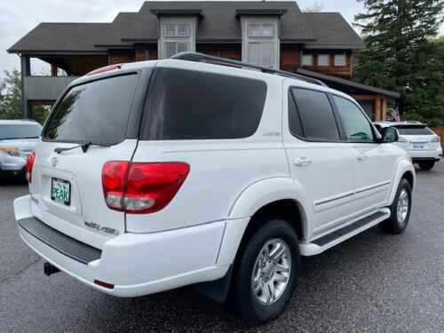 2006 Toyota Sequoia Limited (5)