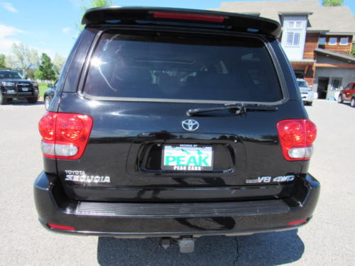 2006 Toyota Sequoia Limited (6)