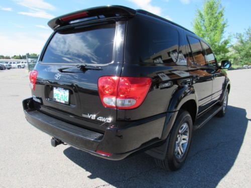 2006 Toyota Sequoia Limited (7)
