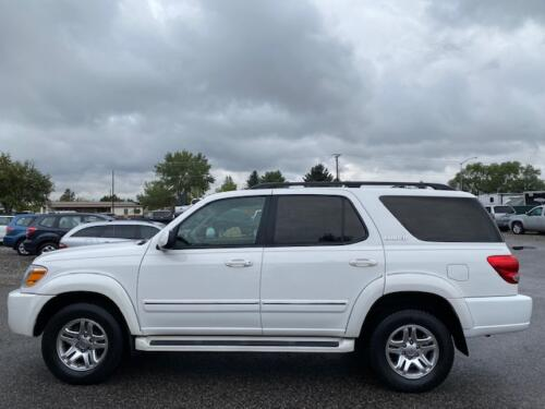 2006 Toyota Sequoia Limited (8)