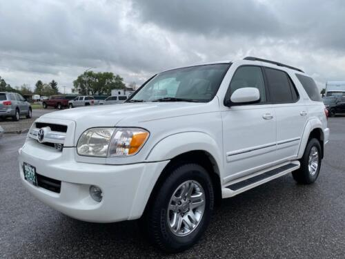 2006 Toyota Sequoia Limited (9)
