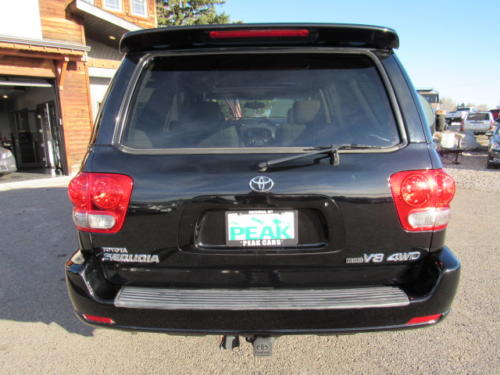 2006 Toyota Sequoia Limited Bozeman USed Cars (1)