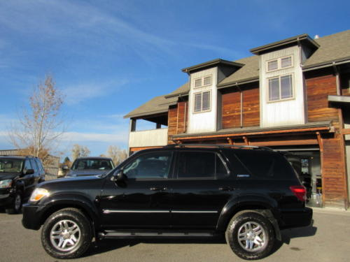 2006 Toyota Sequoia Limited Bozeman USed Cars (19)