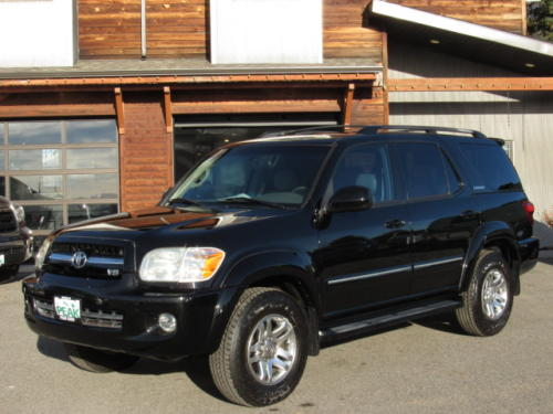 2006 Toyota Sequoia Limited Bozeman USed Cars (20)