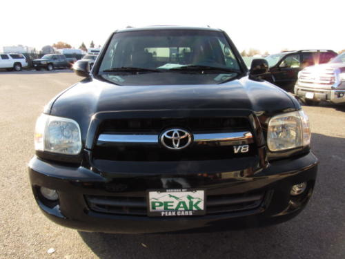 2006 Toyota Sequoia Limited Bozeman USed Cars (21)