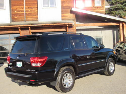 2006 Toyota Sequoia Limited Bozeman USed Cars (24)
