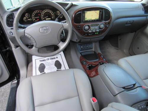 2006 Toyota Sequoia Limited Bozeman USed Cars (8)