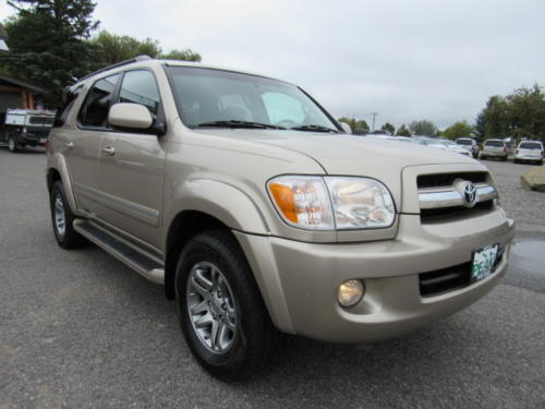 2006 Toyota Sequoia Limited Bozeman Used Cars (12)
