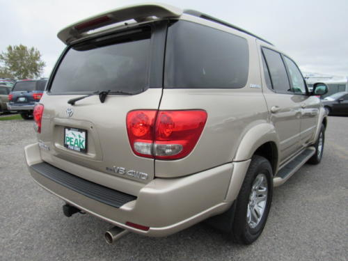 2006 Toyota Sequoia Limited Bozeman Used Cars (14)