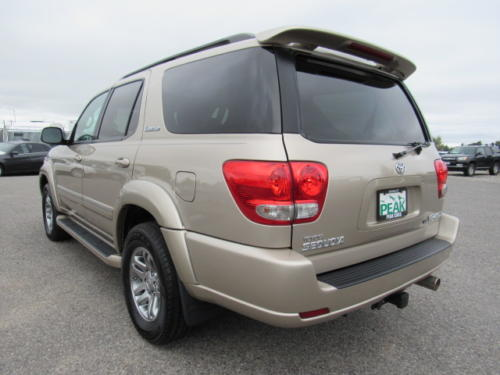 2006 Toyota Sequoia Limited Bozeman Used Cars (16)