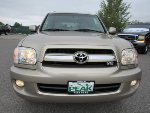 2006 Toyota Sequoia Limited Bozeman Used Cars (22)