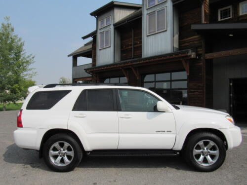 2007 Toyota 4Runner Limited (4)