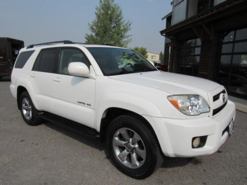 2007 Toyota 4Runner Limited (5)