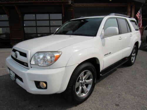 2007 Toyota 4Runner Limited (6)