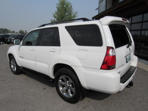 2007 Toyota 4Runner Limited (8)