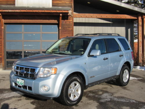 2008 Ford Escape Limited Bozeman USed Cars (16)