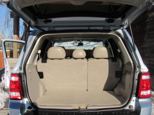 2008 Ford Escape Limited Bozeman USed Cars (5)