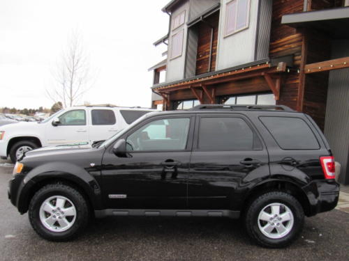 2008 Ford Escape XLT Bozeman Used Cars (12)