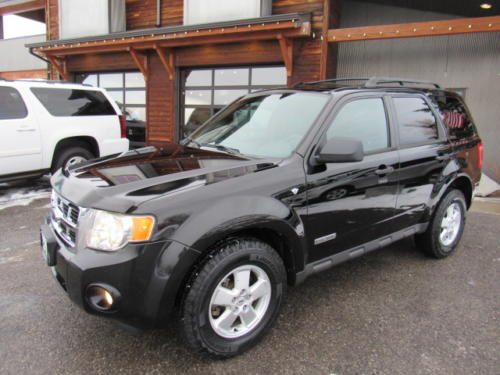 2008 Ford Escape XLT Bozeman Used Cars (13)