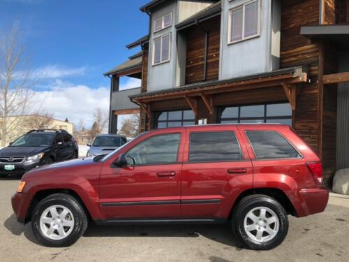 2008 Jeep Grand Cherokee Laredo (17)