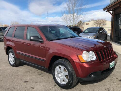 2008 Jeep Grand Cherokee Laredo (20)