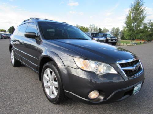 2008 Subaru Outback Limited Bozeman Used Cars (1)