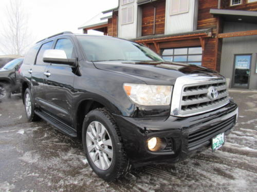 2008 Toyota Sequoia Limited Bozeman Used Cars (2)