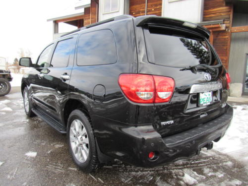 2008 Toyota Sequoia Limited Bozeman Used Cars (5)