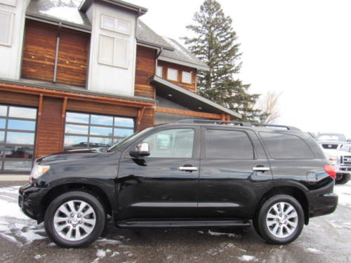 2008 Toyota Sequoia Limited Bozeman Used Cars (6)