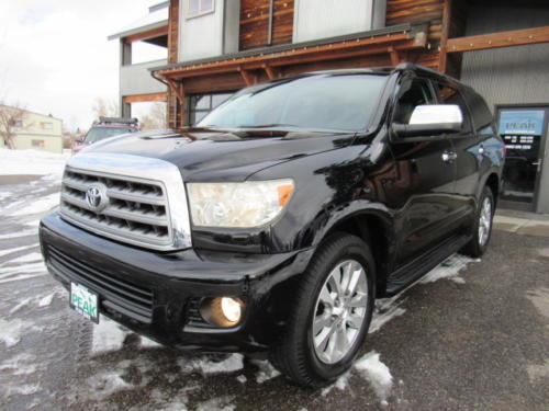 2008 Toyota Sequoia Limited Bozeman Used Cars (7)