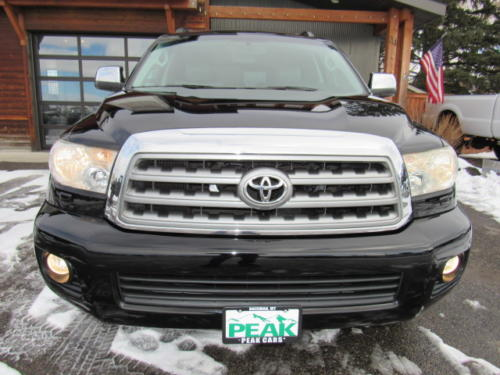 2008 Toyota Sequoia Limited Bozeman Used Cars (8)