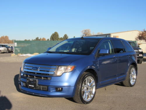 2009 Ford Edge Sport Bozeman Used Cars (10)