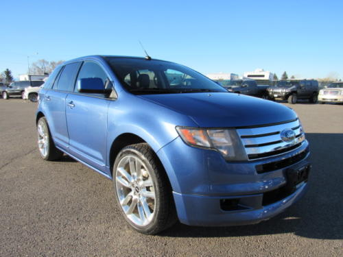 2009 Ford Edge Sport Bozeman Used Cars (5)